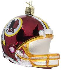 washington redskins ornament redskins
