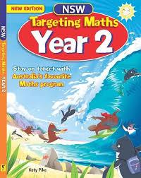 booktopia nsw targeting maths student book year 2 australian