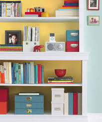 Arrange Bookshelves by 22 Ways To Arrange Your Shelves Real Simple