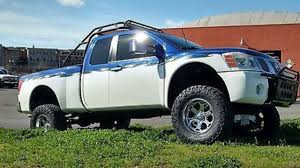 nissan titan king shocks nissan titan lifted in california for sale used cars on