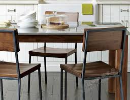 Wood And Metal Dining Chairs Loft American Country To Do The Old Retro Style Dining Chairs