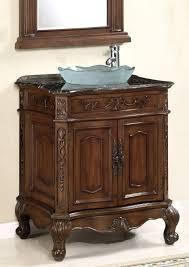 Amish Bathroom Vanities by 29 Inch Vanity Set Vanity With Mirror Vessel Sink Vanity