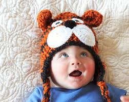 Baby Tiger Halloween Costume Baby Hat Moose Hat Baby Halloween Costume Hat Baby