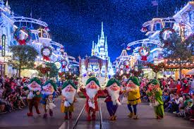 holidays at orlando s theme parks recommend