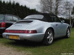 1990 porsche 911 convertible porsche 911 964 carrera 2 cabriolet 1990 wallpaper