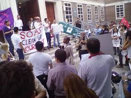 soas justice for cleaners rally letter from lenin shahrar ali