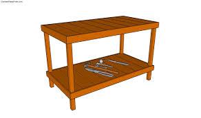 Comwork Table Designs  Crowdbuild For - Work table design plans