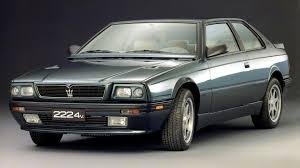 maserati merak for sale worst sports cars maserati biturbo coupe
