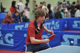 Us Table Tennis Team Team Kellogg U0027s Interview With Olympic Hopeful Michael Landers