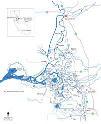 Map Of Sacramento Chemical Dosing To Mitigate Delta Subsidence Usgs Ca Water