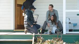 A Light Between Oceans Cast Caught In A Wave Of Emotion Shooting The Light Between Oceans