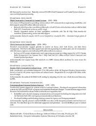 Project Manager Resume Examples by Infrastructure Manager Resume Example
