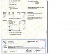 modern paystub template paycheck stub online