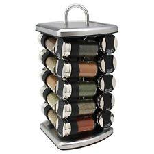Spice Rack Including Spices Spice Jars U0026 Racks Ebay
