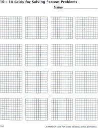four quadrant graph paper 100 problem multiplication test whole