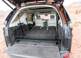 land rover defender interior back seat 2017 land rover discovery the new king of the suv hill 95 octane