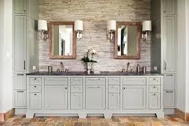 84 inch double bathroom vanities vanity with center tower granite