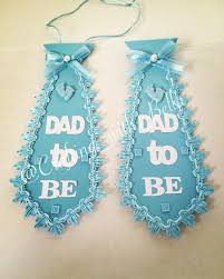 baby shower dad to be tie babyshower dad tie itsaboy babyfeet