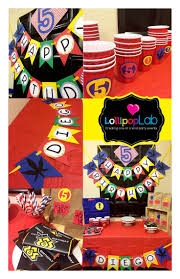 110 best power rangers party inspiration images on pinterest awesome power ranger s theme for a special boy on his fifth birthday this combo