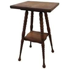 Antique Side Table With Spindle Legs Ideas For The New Home