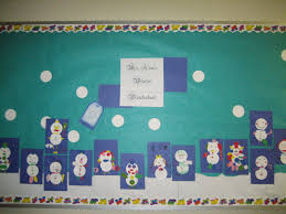 december bulletin board kindergarten blog