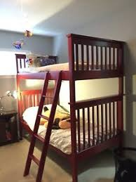Safety Rail For Bunk Bed Bunk Bed Fully Equipped With Ladder And Safety Rail On Top