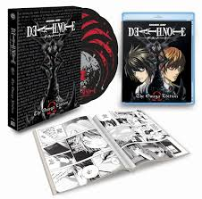 death note amazon com death note omega edition blu ray various movies u0026 tv