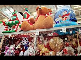 Snoopy Christmas Decorations Lowes by Christmas At Lowes Daily Vlog 68 Youtube