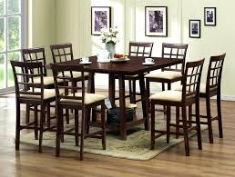 pub style dining table pub style table and chairs adorable pub style dining ideas stunning