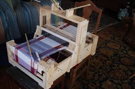 plans to build a 4 harness table loom for about 50 u2022 13 50