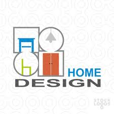home design logo free exclusive customizable logo for sale interior design stocklogoscom