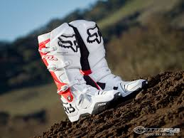 usa motocross gear 2012 fox racing instinct boots review photos motorcycle usa
