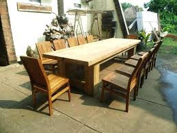 Patio Dining Table Set Dining Table Cedar Outdoor Dining Table Plans Chairs Rustic