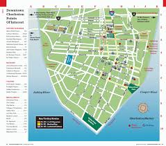charleston sc maps traveler mag
