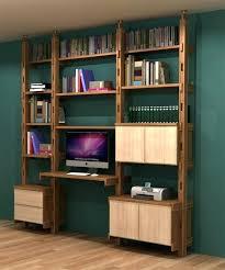 mobilier bureau modulaire mobilier bureau modulaire bureau bibliotheque integre meuble bureau