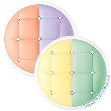 yellow primer mineral wear talc free cushion corrector primer duo spf 20