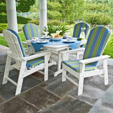 Polywood Patio Furniture by Polywood South Beach Cafe Set South Beach Polywood Outdoor