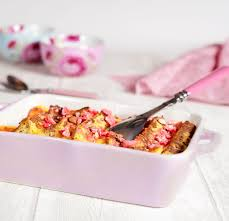 des vers dans ma cuisine bread butter pudding aux pralines roses puddings butter and