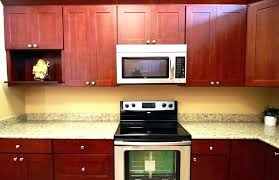 kitchen cabinets cleaning shaker cherry oak cabinet wood kitchen