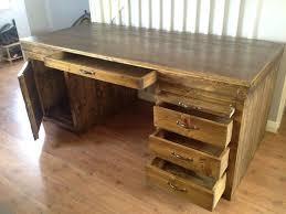 Industrial Writing Desk by Desk Diy Rustic Writing Desk Diy Industrial Writing Desk How To