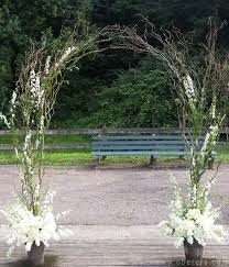 wedding arches made twigs 202 best diy wedding arches images on marriage