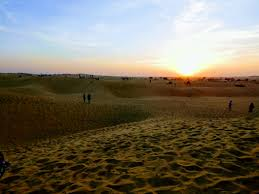 thar desert location trekking the great indian thar desert an incredible experience