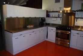 how to refinish metal kitchen cabinets mid century modern kitchen renovation