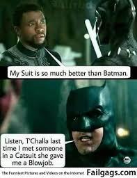 Suit Meme - suit so much better then batman