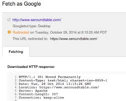 301 Moved Permanently How Does Google Handle 307 Redirects Or Http Strict Transport Security