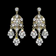 silver dangle earrings for prom 466 best dazzling earrings for your wedding and prom images on