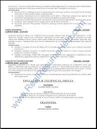 resume template builder free resume templates exles guerrilla template executive