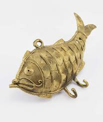 Fish Home Decor Brass Made Fish Key Chain Holder Classystreet Com