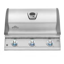 napoleon lex 485 built in gas grill extreme backyard designs