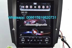 lexus gps app lexus is250 is350 android car radio gps vehicle multimedia w